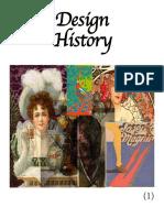 revised design history pdf