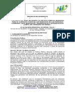 Proyecto de Acuerdo Política Pública Lgtbi Zarzal (Compilado)