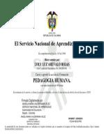 Titulo Sena