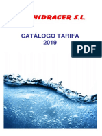 Catalogo Hidracer 2019
