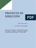 Proyecto de Dirección_ceip Amelia Vega Monzón