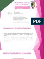 Trabajo 1 Microeconomia - Eliminacion Del Reintegro