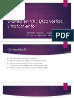 Diarrea en VIH.pptx