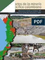 Impactos de La Mineri a en El Paci Fico Colombiano Web
