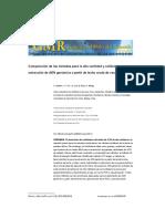 Molecular Leche en Español