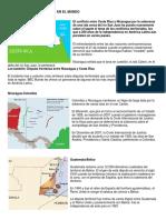 Conflictos Territoriales en El Mundo