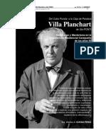 Del Cubo Purista a la Caja de Pandora Villa Planchart de Gio PONTI Mecenazgo y Manierismo en la Arquitectura Residencial Caraqueña de los años 50.