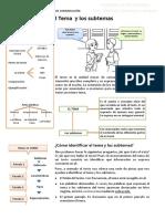 El Tema y Los Subtemas.docx IMPRESO