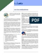 ANALITICA - Comunicación Con Los Analizadores