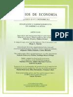 12. Innovation and Entrepreneurship in Latín America