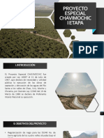 Proyecto Especial Chavimochic i Etapa