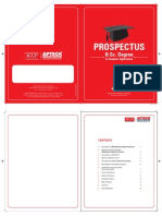 ACE MS University Prospectus