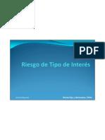 Tema5_Riesgo de Tipo de Interes
