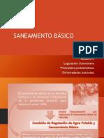 CLASE II ENFERMEDADES ASOCIADAS A SANEAMIENTO BASICO