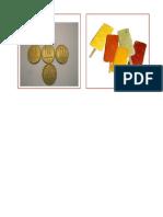 Fichas de Cuatro y Cinco Elements
