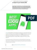 Top 30 Best Root Apps for Android Phone You Are Using Right Now!