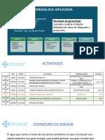 Presentación - Disipadores de Energía - Resalto Hidráulico