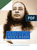 Come Essere Una Persona Di Successo Estratto