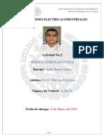Reporte Subestacion Itcg Oscar Villalvazo