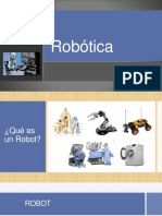 Robotica Erick