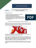 Charla - Gestión Del Cambio, 5 Formas de Transformar El Rechazo en Oportunidades