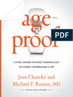 AgeProof - Living Longer Without Running Out of Money or Breaking a Hip
