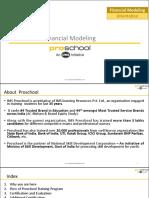 Financial Modeling_Goal Setting