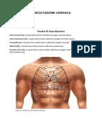 Dispensa Semeiotica Cardiologica