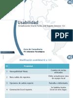 Usabilidad SIFI