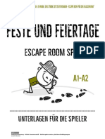 escape room - feste und feiertage- alle unterlagen 3
