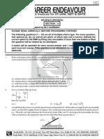 Tifr Physics 2018 questions
