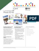 Quikcardid Pro Idkit en Us