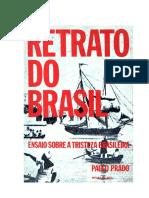 Prado Paulo Retrato Do Brasil