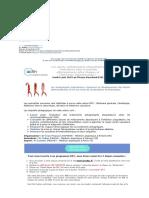 DPC 2019  Les agents antiagrégants plaquettaires