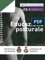 educazione posturale
