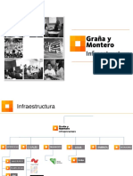 INFRAESTRUCTURA GRAÑA Y MONTERO