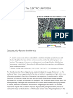 Holoscience.com Opportunity Favors the Heretic
