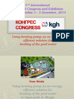 KGH Kongres Case Study - Heating Waters of Pools in Aqua Park in Skopje - Final Version