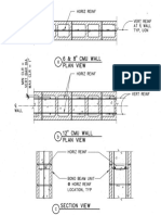 Cmu Details - Sections