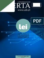 LEI GuiaCurso 2018-2019 Universidade aberta