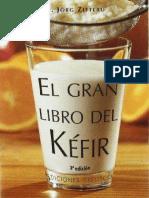 El Gran Libro Del Kefir - Jorg Zittlau