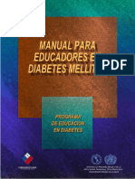 Educadores en Diabetes Mellitus