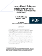 Tyson and Delong - Discretionary Fiscal Policy - UC Berkeley.pdf