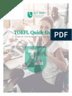 TOEFL Quick Guide Tec