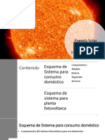 Energía Solar - Fotovoltaica.ppsx