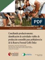 Aguilar-Gonzalez, Bernardo, et al. Conciliando Productivamente Reserva Forestal Golfo Dulce