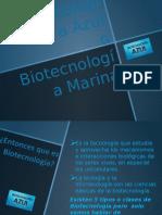 Biotecnología Azul QUIMICA