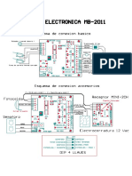 Manual de Operacion de Central Electronica MB 2011