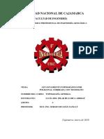 Septimo Informe- Poligonal Cerrada