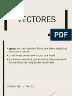 vectores